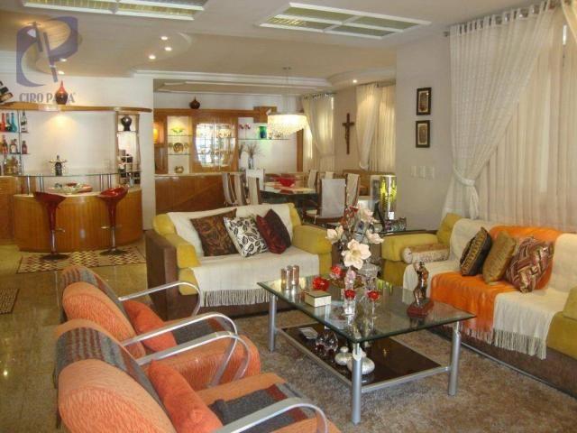 Casa à venda, 392 m² por R$ 960.000,00 - Engenheiro Luciano Cavalcante - Fortaleza/CE - Foto 13