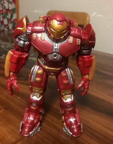 Homem de Ferro com Armadura Anti Hulk - Foto 2