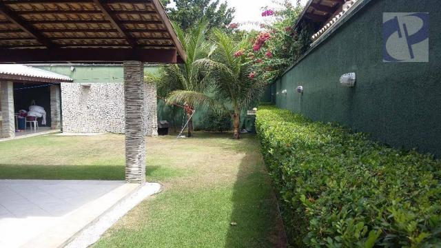 Casa residencial à venda, Tamatanduba, Eusébio - CA2186. - Foto 4