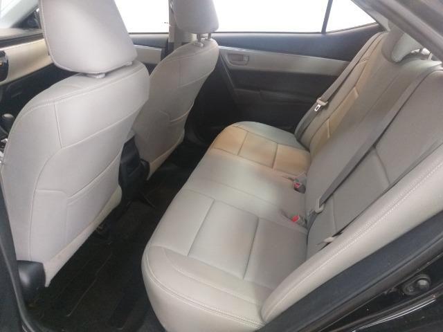 Toyota Corolla Gli flex automático 2014/2015 - Foto 12