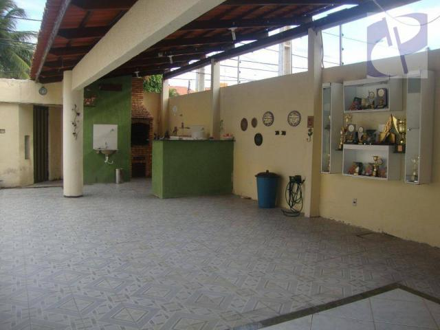 Casa residencial à venda, Edson Queiroz, Fortaleza - CA2542. - Foto 5