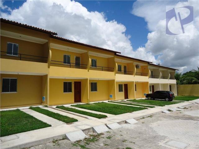 Casa residencial à venda, Guaribas, Eusébio - CA0050. - Foto 3