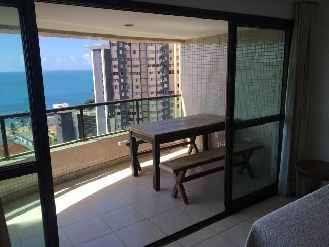 Apartamento Rio Vermelho Exclusive 1 Quarto 54m² Nascente Vista Mar Finamente Decorado - Foto 13