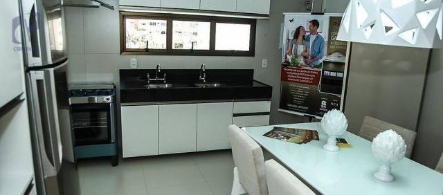 Apartamento residencial à venda, Cocó, Fortaleza - AP0758. - Foto 7