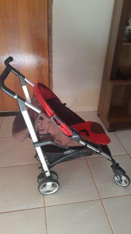 Carrinho de bebê unissex - Foto 3
