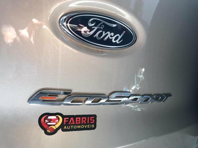 Ford Ecosport 1.6 SE flex, automática! - Foto 6
