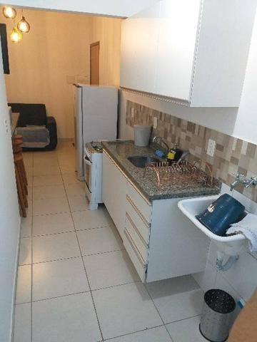 Apartamentos mobiliados NOVO bem localizado no Centro e no Santa Marta - Foto 5