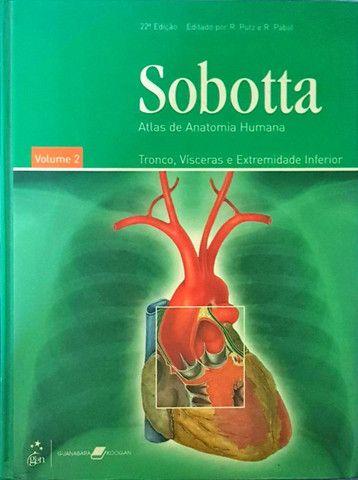 Sobotta - Coleção (3 volumes) - Foto 4
