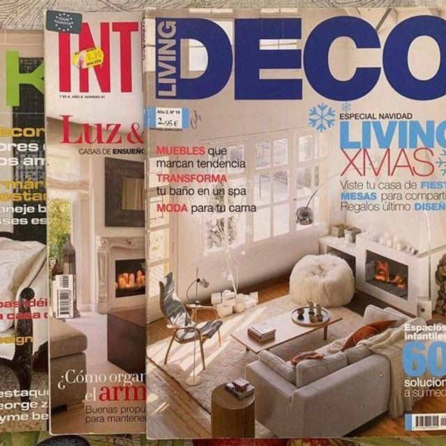 88 revistas de arquitetura e decoração - Foto 3