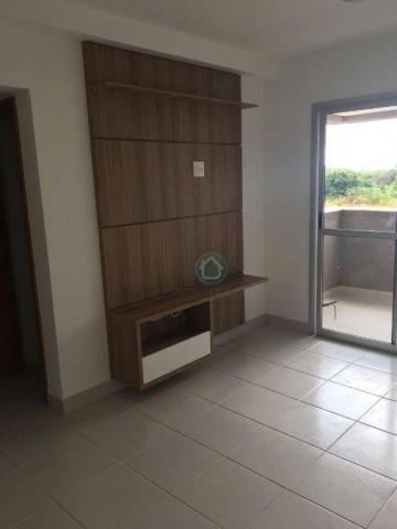 Apartamento com 2 dormitórios e churrasqueira na sacada - YES - Foto 17