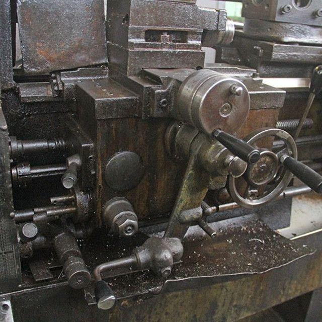 Torno Mecânico Revolver Imor/Romi R400 II 1977 ? ML79 Usado - Foto 5