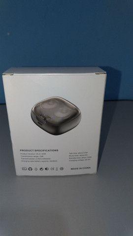 Fone TWS 5.0 sem fio  - Foto 5