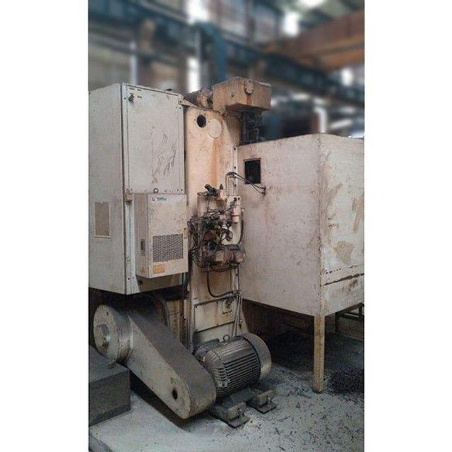 Torno vertical CNC Siemens morando 1 m de volteio - VN25 Usado - Foto 3