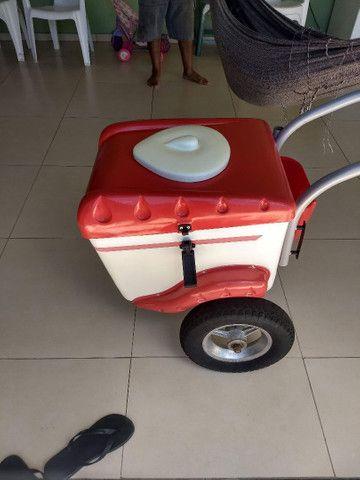 Vendo carrinho de picolé  - Foto 2