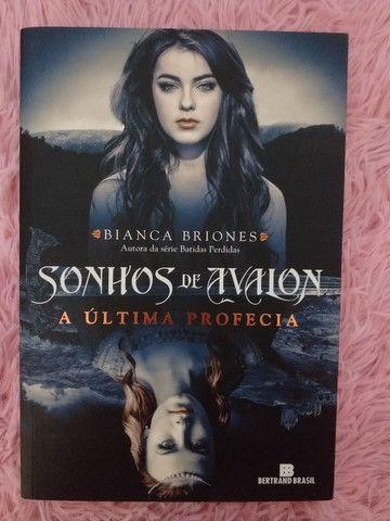 """Livro """"Sonhos de Avalon: A última profecia"""" - Foto 2"""