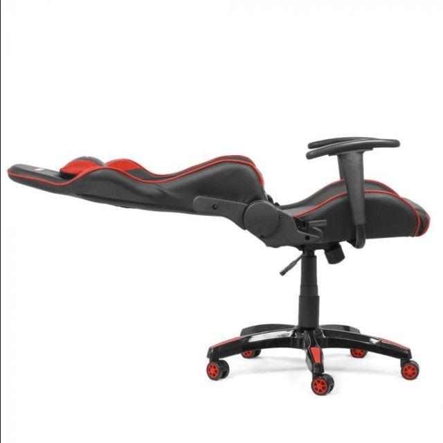 Cadeira Gamer Pro Reclinável - Foto 5