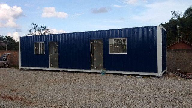 Kit net dupla container, pousad, loft, hostel, hotel em maringa