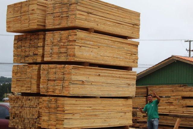 Madeira de Pinus com preço de Black Friday - Foto 2