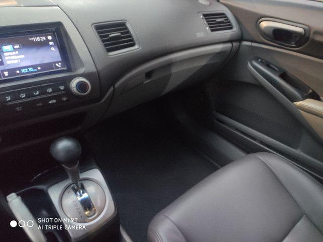 Honda New Civic Lxs Automático TOP  - Foto 10