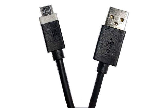 Cabo Turbo Power Motorola Micro USB V8 Moto G3 G4 G5