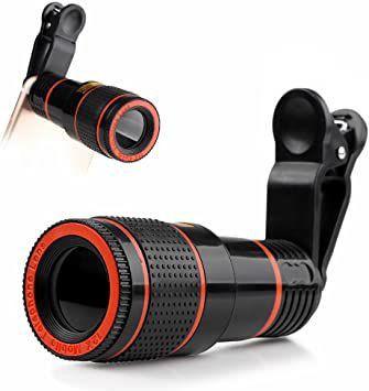 Lente Zoom 8x Câmera Celular Para Smartphones - Foto 2