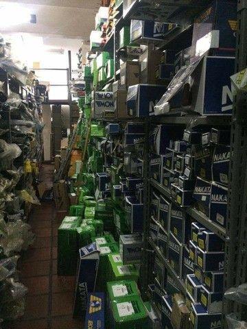 Amortecedores, pastilhas,  discos , cabos - Foto 2