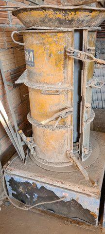 Formas tubo de concreto
