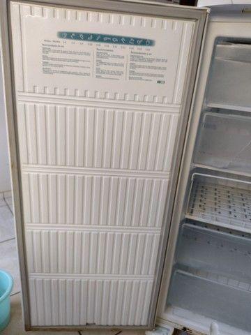 Freezer vertical Eletrolux 145 litros 110 V - Foto 2