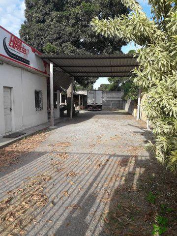 Alugo casa no bairro Shell para fins comerciais - Foto 6