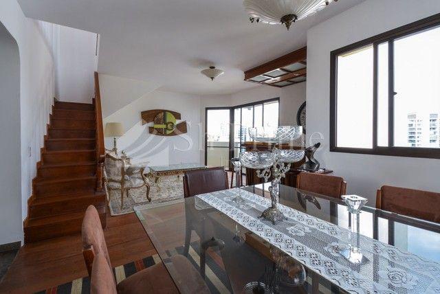 Cobertura duplex para locação e venda com 274m² - Moema, SP. - Foto 3