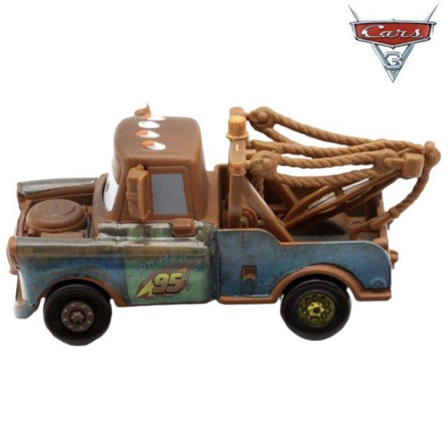 Mater Filme Carros Disney Miniatura 1:55 - Foto 3