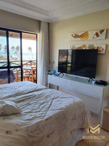 Apartamento com 4 suítes à venda, 200 m² por R$ 1.490.000 - Porto das Dunas - Aquiraz/CE - Foto 10