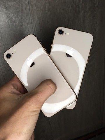 iPhone 8 64gb impecável  - Foto 4