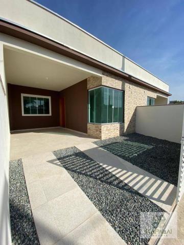Casa com 2 dormitórios à venda, 76 m² por R$ 225.000,00 - Itacolomi - Balneário Piçarras/S - Foto 10