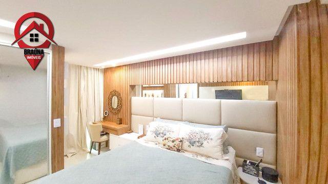 Apto no Renascença todo projetado com 3 qtos 96 m²