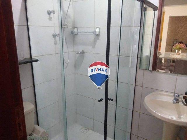 Apartamento com 2 dormitórios para alugar, 65 m² por R$ 1.600/mês - Boa Vista - Garanhuns/ - Foto 8