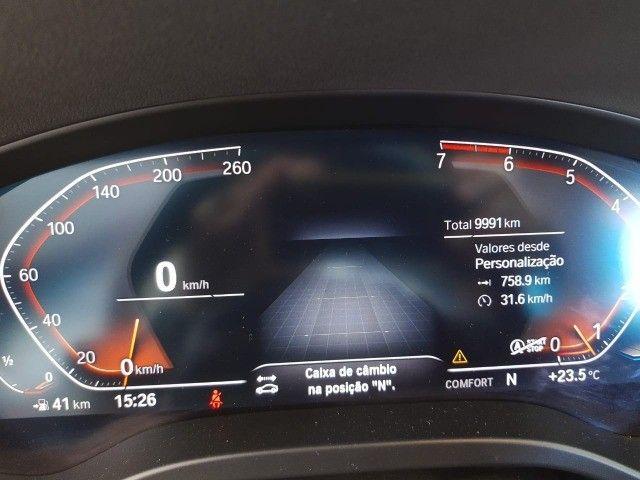 BMW X3 Xdrive20i 2.0 Biturbo - 2020 - Impecável C/ Apenas 9.000km - Foto 15