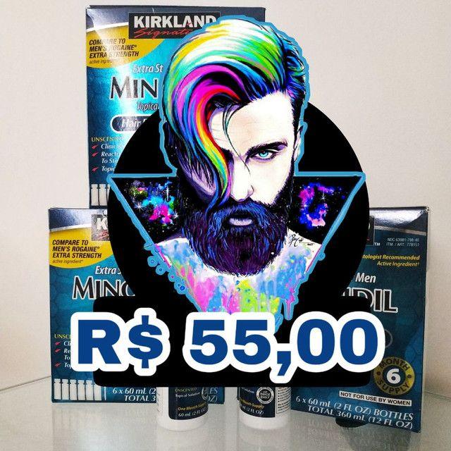 Kirkland minoxidil Promoção limitada