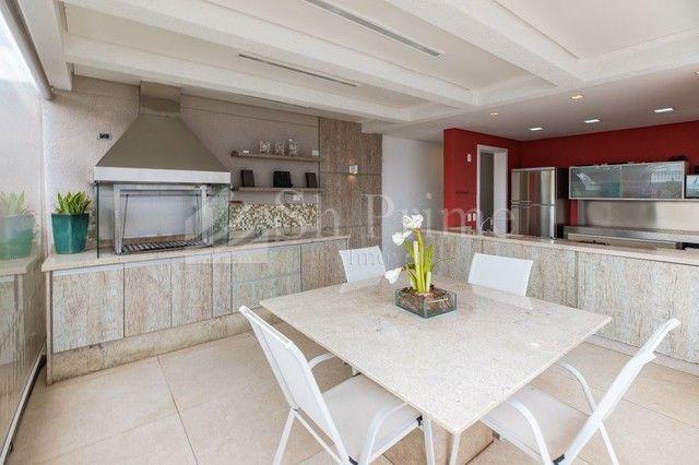 Cobertura Duplex Luxuosa em Moema com piscina privativa - Foto 4