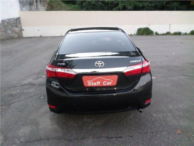 Toyota Corolla 2016 1.8 gli 16v flex 4p automático - Foto 2
