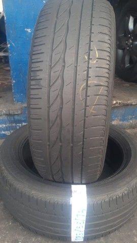 Pneus Bridgestone aro 16 em Ótimo estado  !! - Foto 2