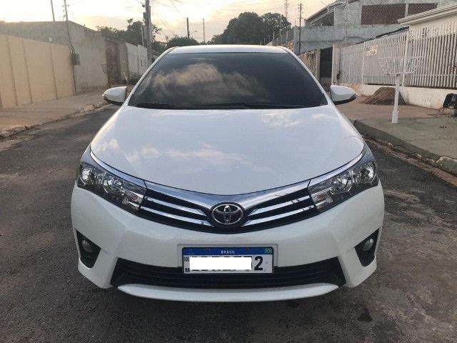 Corolla xei 2.0 automático 2017/17 Completo (novinho) - Foto 2