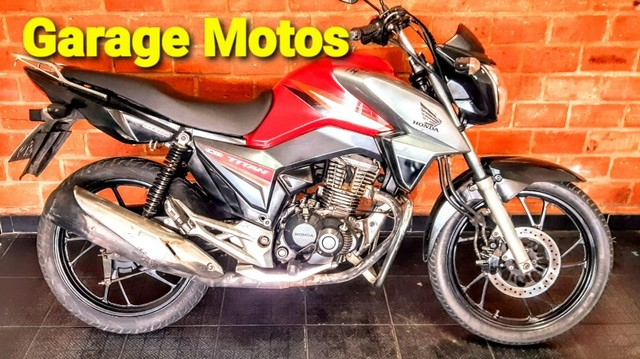 TITAN 160 FLEX GARAGE MOTOS