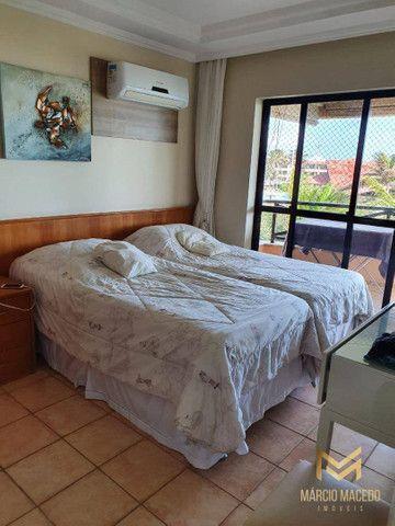 Apartamento com 4 suítes à venda, 200 m² por R$ 1.490.000 - Porto das Dunas - Aquiraz/CE - Foto 7