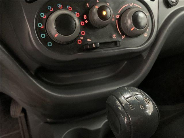 Fiat Fiorino 1.4 mpi furgão hard working 8v flex 2p manual - Foto 10