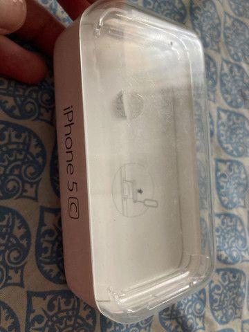 iPhone 5c leia a descrição. Divido no cartão  - Foto 3