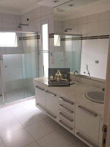 Casa com 4 dormitórios para alugar, 430 m² por R$ 13.500,00/mês - Alphaville 01 - Barueri/ - Foto 16