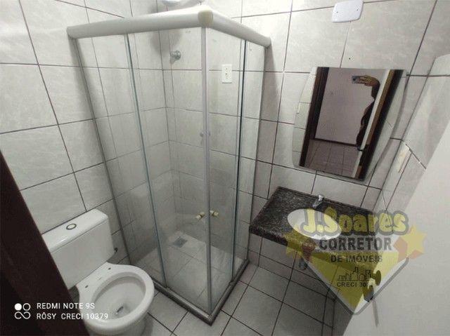 Manaíra, 3 suítes, 85m², R$ 1.900 C/Cond, Aluguel, Apartamento, João Pessoa - Foto 8