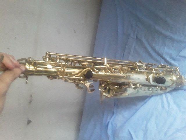 Saxofone _ ALTO _Eagle - Foto 4