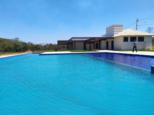 Lote 2.000 m² todo plano em condomínio - últimas unidades R$17.800,00 + parcelas - Foto 4